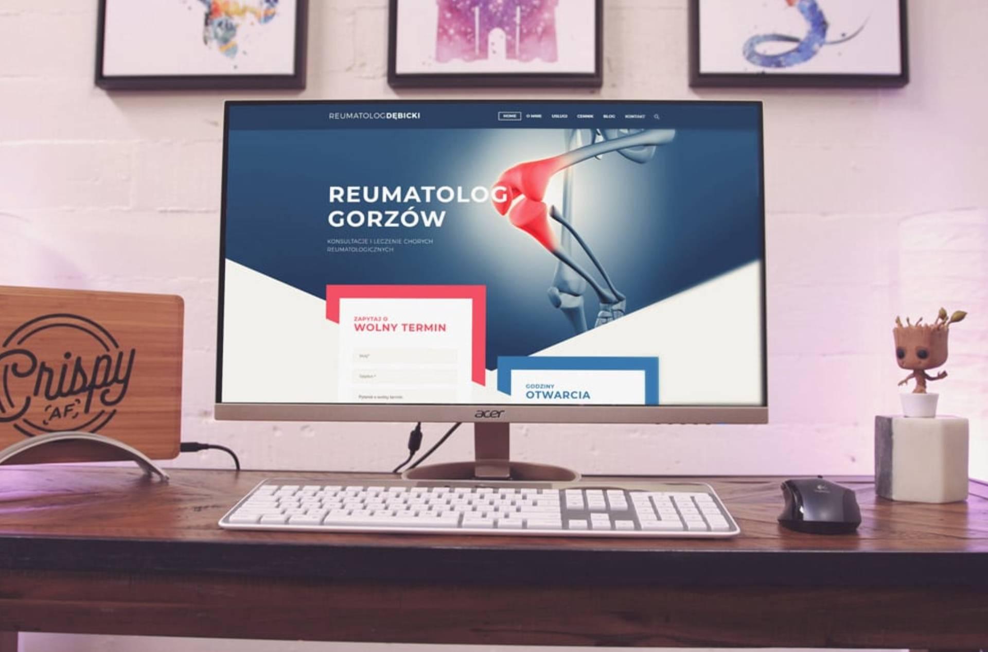 Roan24 Rhumatologue Debicki.pl Site web