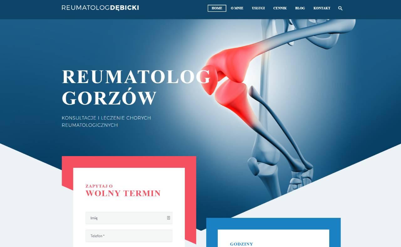 Roan24 Rhumatologue Debicki.pl HOME