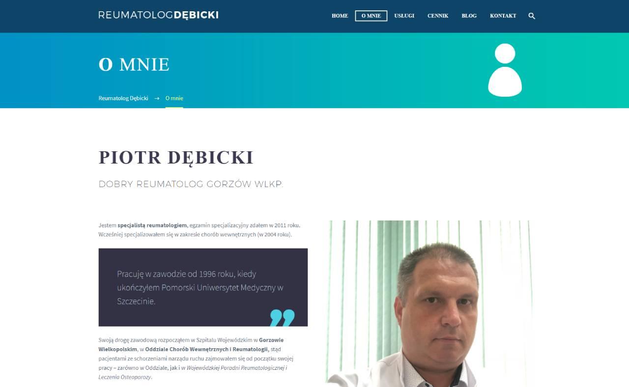 Roan24 Rhumatologue Debicki.com À propos de moi
